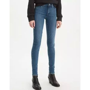 Levi's 311 Shaping Skinny Mid Rise Studded Jeans